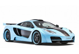 Kit carrosserie Hamann MemoR pour McLaren MP4 12C