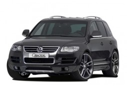 Kit carrosserie CARACTERE pour Volkswagen Touareg (2007-2011)