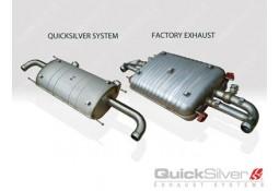 Silencieux arrière Inox QuickSilver Sport pour Aston Martin Rapide et Rapide S (2010-)