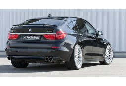 Becquet de coffre Hamann pour Bmw Série 5 GT (F07)
