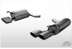 Silencieux arrière Fox pour Mercedes Classe C (W204) 6 Cylindres
