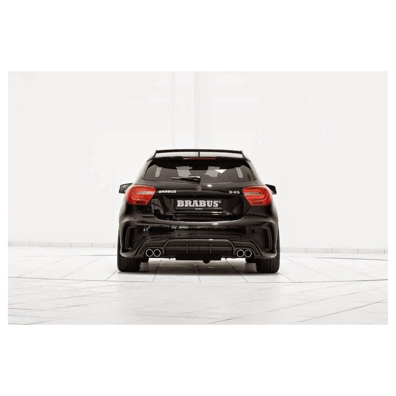 echappement sport a45 amg brabus distributeur france officiel. Black Bedroom Furniture Sets. Home Design Ideas