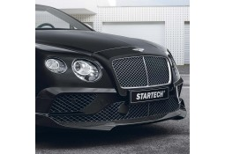 Spoiler avant en carbone STARTECH pour Bentley Continental GTC (2015-)