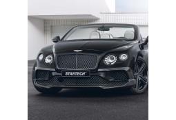Extensions de pare-chocs avant en carbone STARTECH pour Bentley Continental GTC (2015-)