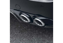 Insert arrière + 4 embouts d'échappements STARTECH pour Bentley Flying Spur (2015-)