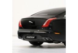 Diffuseur arrière + embouts d'échappement Startech pour Jaguar XJ (2011-)