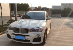 Kit carrosserie look Pack M pour Bmw X4 (F26)