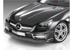 Spoiler avant PIECHA pour Mercedes SLK R172 Pack AMG et 55 AMG