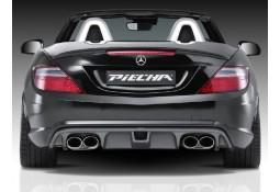 Diffuseur arrière RS PIECHA pour Mercedes SLK R172 Pack AMG et 55 AMG