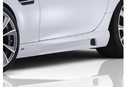 2 Bas de caisse RS PIECHA pour Mercedes SLK R172 sans Pack AMG
