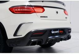 Echappement sport BRABUS pour Mercedes GLE 63 & 63 S Coupé (C292)
