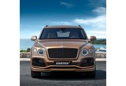 Pare-chocs avant carbone STARTECH pour Bentley Bentayga (2016-)