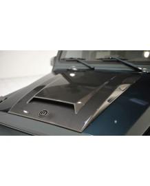 Extension de capot en carbone BRABUS pour Mercedes Classe G (W463)