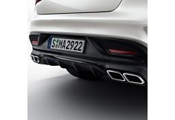 Diffuseur arrière + embouts échappements GLE Coupé 63 AMG pour Mercedes GLE Coupé C292 Pack AMG