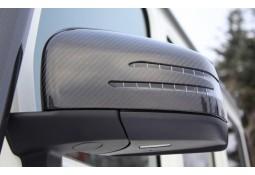 Coques de rétroviseurs Carbone BRABUS pour Mercedes Classe G (W463)