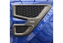 Prises d'aires latérales Carbone STARTECH Range Rover Sport SVR