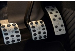 Pédalier Aluminium BRABUS pour Mercedes C W/S205