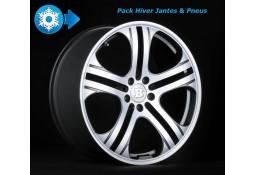 """Pack HIVER jantes et pneus BRABUS Monoblock Q en 8,5x19"""" pour Mercedes Classe A45 AMG W176"""