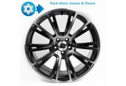 """Pack HIVER jantes et pneus BRABUS Monoblock R en 8,5x18"""" pour Mercedes Classe A W176 & CLA C/X117"""