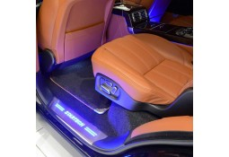 2 Seuils de portes arrières lumineux STARTECH pour Range Rover (2013-)