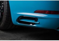 Extensions latérales arrières TECHART Porsche 991.2 (2017-)