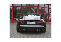 Diffuseur arrière ARDEN pour Jaguar F-Type (2013-)