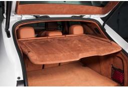 Tapis de coffre en velours TECHART Porsche Macan (95B) 2014-