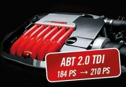 Boitier Additionnel ABT Power pour Audi Q3 2,0 TDI 184 Ch (8U05) (02/2015-)