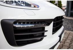 Kit feux de jour Black TECHART Porsche Cayenne 958 (2015-)