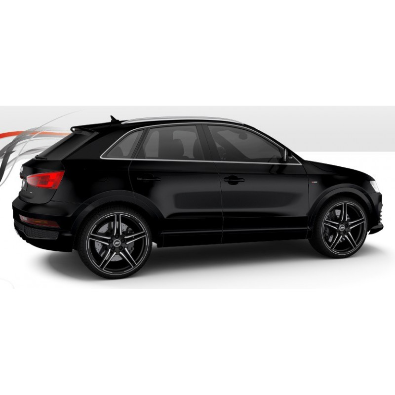 jantes audi q3 abt fr 21 en exclusivit suprcars. Black Bedroom Furniture Sets. Home Design Ideas