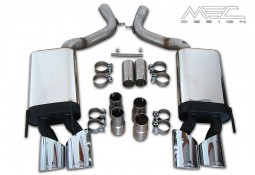 Echappement sport MEC DESIGN Mercedes CL 500 / 600 (C216) Pack AMG)