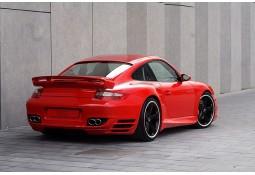 Diffuseur arrière TECHART Porsche 997 Turbo / Turbo S