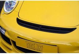 Grille d'aération TECHART Porsche 997 Turbo / Turbo S