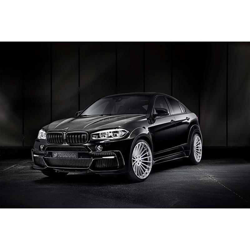 kit carrosserie x6 f16m hamann distributeur officiel hamann. Black Bedroom Furniture Sets. Home Design Ideas