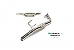 Descente de turbo + suppression de catalyseurs ARMYTRIX pour Audi TTS (8J) (2008-2014)