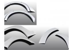 Kit d'extensions d'ailes AC SCHNITZER BMW X6 (F16) (2014-) Avec Park Assistant (SA5DP)