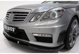 Spoiler avant carbone BRABUS pour Mercedes Classe E63 AMG (W212) (-03/2013)