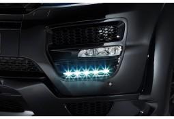 Entrées d'air avec feux de jour LED HAMANN pour Range Rover Evoque (-06/2015)