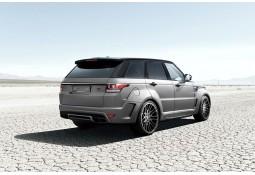 Echappement sport HAMANN pour Range Rover Sport 3,0 SDV6 (09/2013-)