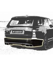 Echappement sport HAMANN pour Range Rover (2013-)