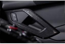 Recouvrement Carbone Poignées de Portes NOVITEC Lamborghini AVENTADOR (+ Roadster)