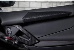 Recouvrement Carbone Accoudoir de Portes NOVITEC Lamborghini AVENTADOR (+ Roadster)