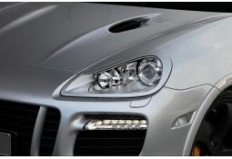 Caches-phares avant TECHART pour Porsche Cayenne 957 (2006-2010)