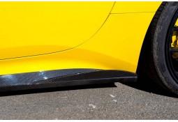 Extensions de Bas de Caisse Carbone NOVITEC Ferrari California T