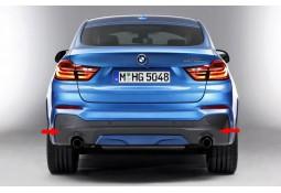 Diffuseur Arrière Bmw X4 M40i pour BMW X4 (F26) avec Pack M
