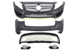 Kit carrosserie look GLA 45 AMG pour Mercedes GLA (W156) (-06/2015)