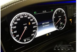Module de suspension ELS MEC DESIGN Mercedes Classe C (W205)
