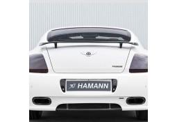 Pare-chocs Arrière II HAMANN pour Bentley Continental GT & GT Speed (-2010)