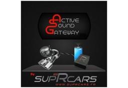 """Amplificateur d'échappement """"Active Sound System """" SupRcars® pour Audi A4 B9/8W"""
