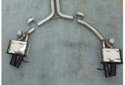 Echappement sport Inox à valves TUBI STYLE Audi RS5 (B8) (2012-)